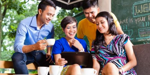 Pengertian Interaksi Sosial Menurut Para Ahli Duniapelajar Com